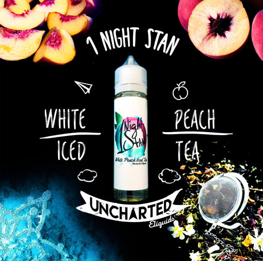 Uncharted E-Liquids - One Night Stan (60ML) E-juice Brands Uncharted E-Liquids 0mg