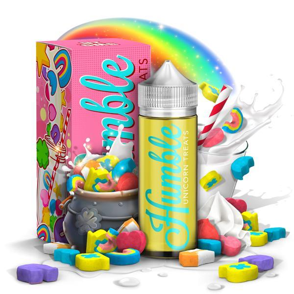 Humble Juice Co. - Unicorn Treats (120ML) E-juice Brands Humble Juice Co. 0mg