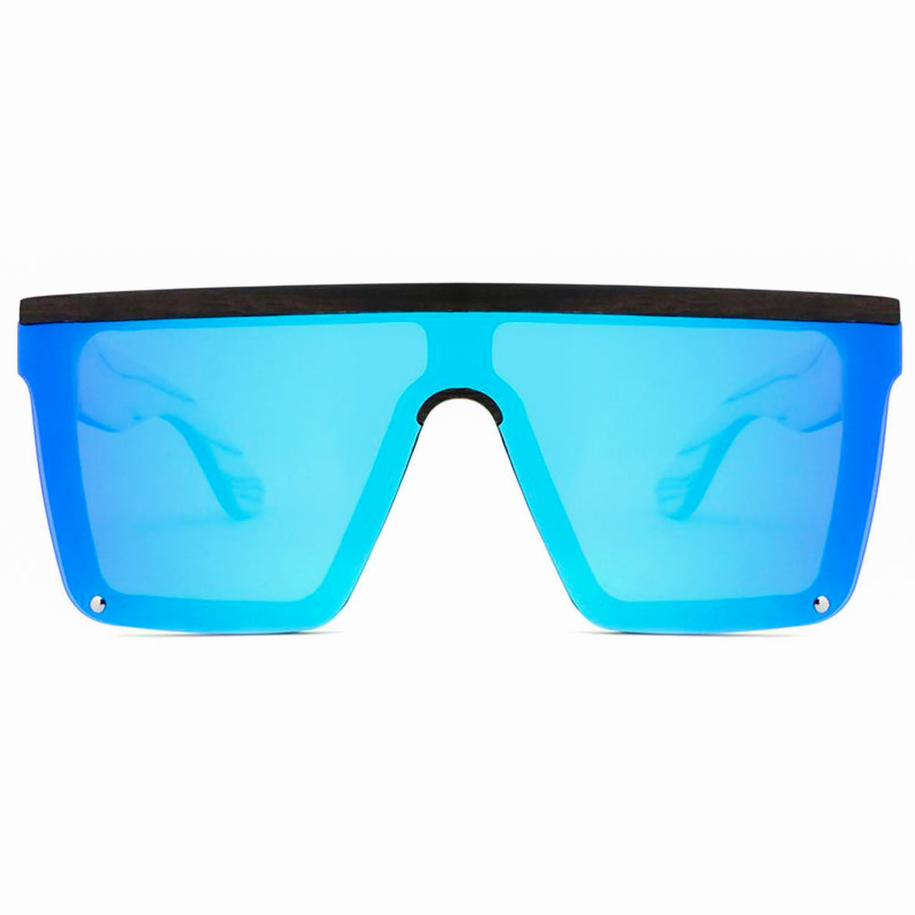 Justice Ebony Mirror lenses
