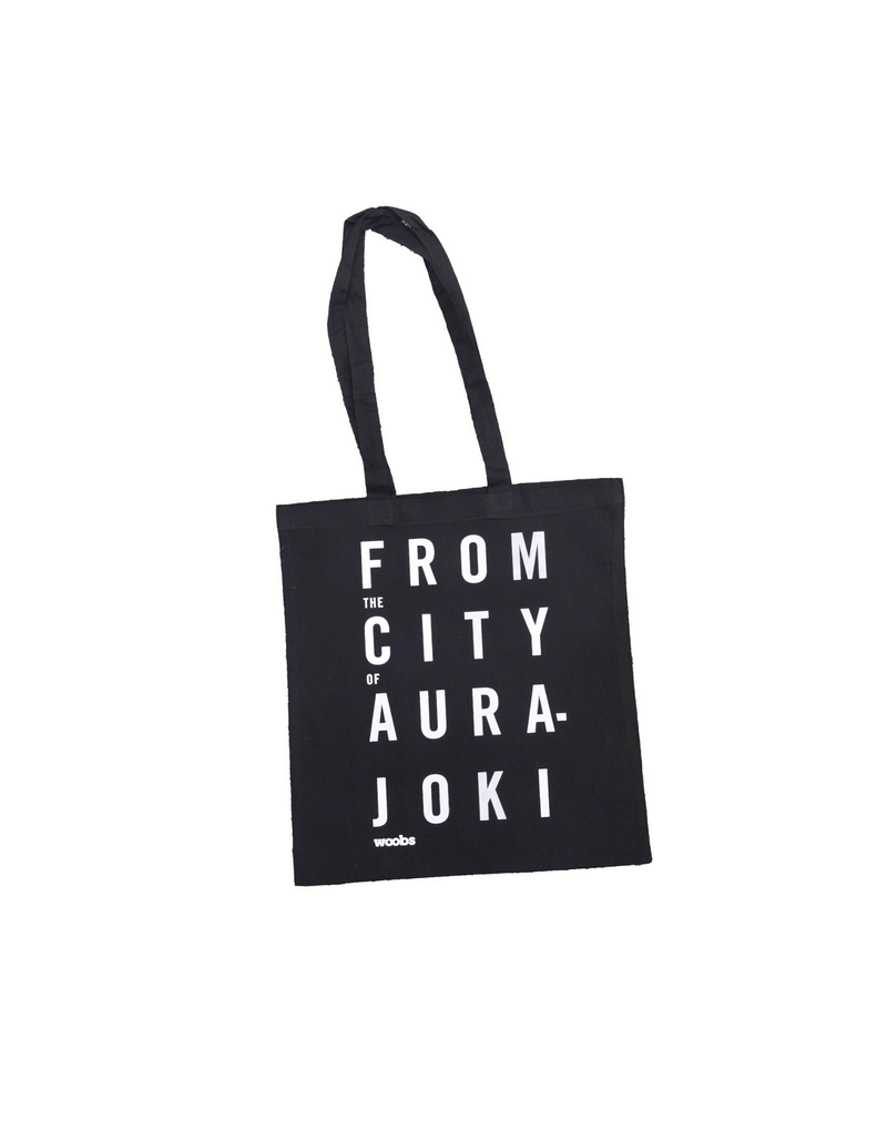 From The City Of Aurajoki Tote Bag