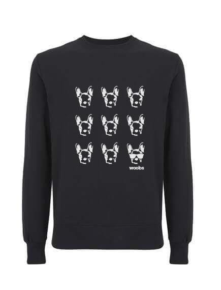 Ruuno sweatshirt, black