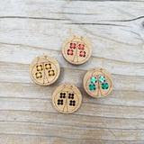 Katrinkles Wooden Buttons