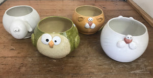 Hedgepig Pottery Yarn Bowl