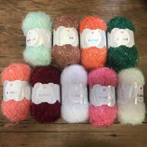 Creative Bubble Yarn