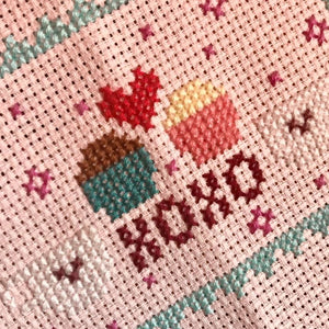 The Thread End Cross Stitch Kits