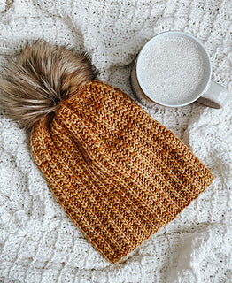 Light Roast Coffee Bean Beanie Kit