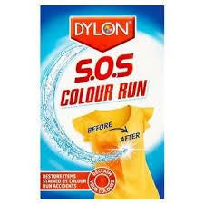 Dylon S.O.S Colour Run, Fix your knits if your colour had bled! FREE SHIPPING on orders @$150