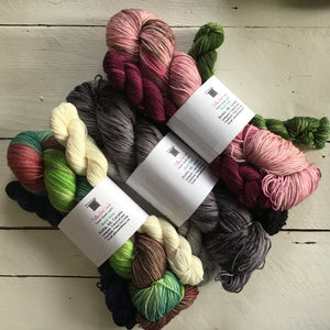 Polkadot Creek Yarn Sock Sets, Best Sock Sets! Buy Now and qualify for FREE Shipping on orders @$150 in Canada and the U.S