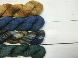 Gingersnap/Four Skein Collections