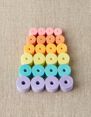 Coco Knits Stitch Stoppers - Colourful