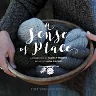 A Sense of Place, Andrea Mowry, Knitting Books