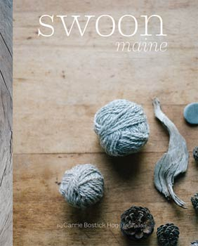 Swoon Maine, Knitting Books, Buy in CANADA, FREE SHIPPING on orders @$100
