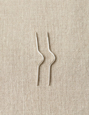 Cocoknits Curved Cable Needles