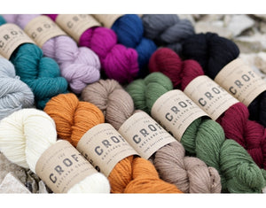 The Croft, yarn, WYS, Buy in Canada, FREE SHIPPING on orders @$150