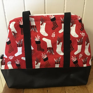 Large Stocking Project Bag