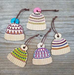 Katrinkles Stitchable Ornament Kit