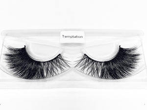 """Temptation"" Luxury Mink Lashes"