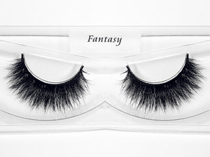 """Fantasy"" Luxury Mink Lashes"