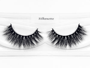 """Silhouette"" Luxury Mink Lashes"
