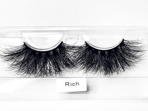 """Rich"" Luxury Mink Lashes"
