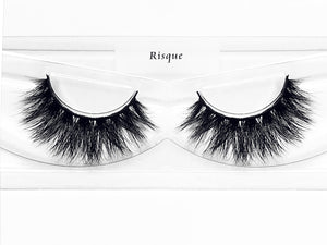 """ Risqué "" Luxury Mink Lashes"