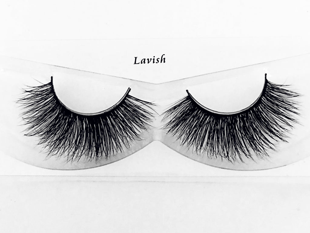 """Lavish"" Luxury Mink Lashes"