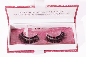 """Princess"" Luxury Mink Lashes"