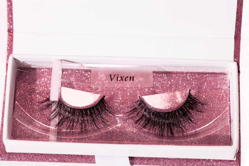 """Vixen"" Luxury Mink Lashes"