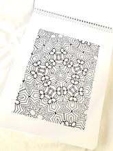 Load image into Gallery viewer, Adult Coloring Book -101 Pages of Mandalas
