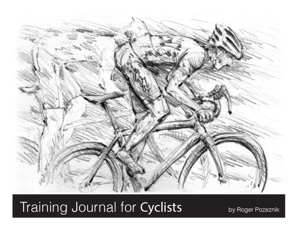 Training Journal For Cyclists