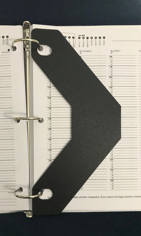 BookMark for 3-Ring Binder (Paper size 8.5x11)
