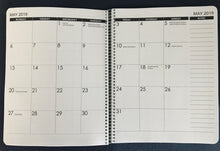 Load image into Gallery viewer, 2021 Traveler-Appointment Book/Planner, Full Size, Spiral (8.5x11)