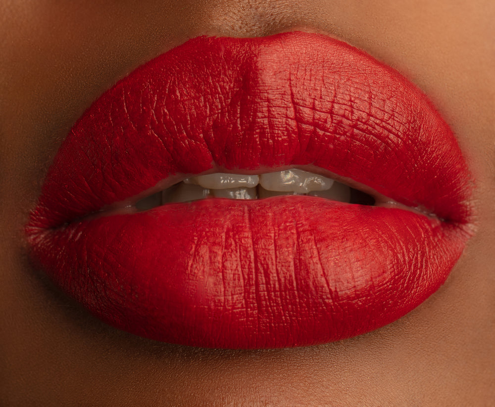 Gunslinger Red Matte Lipstick