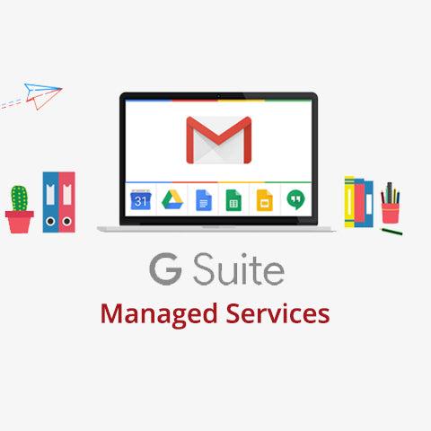 Managed Services - G Suite (Monthly) - Montreal Systems