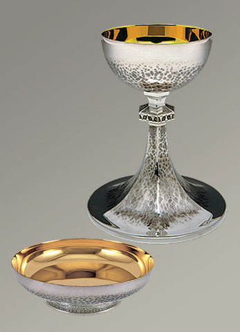 Chalice Paten and Communion Bowl #10-114/10-528  (Set of 3)  $1250