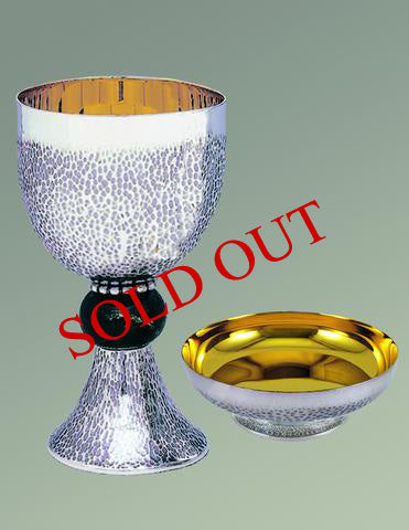 Chalice and Bowl Paten #10-116/10-528  $3,190