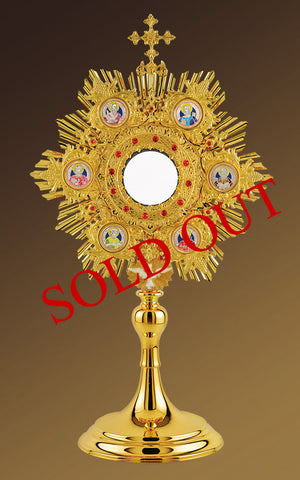 The Apostle's Monstrance #10-465