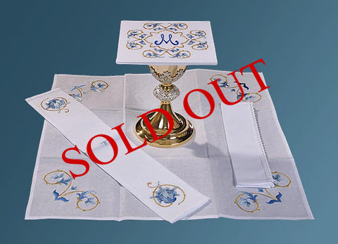 The Marial Sacramental Linen Set #10-780
