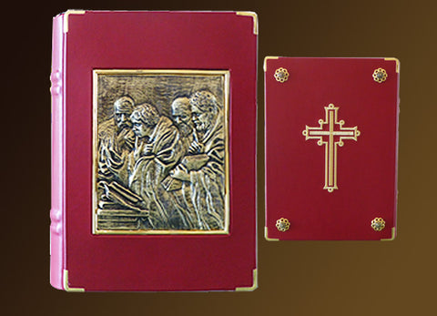 The Four Evangelists Book of the Gospel Cover #10-964