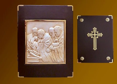 The Four Evangelists Book of the Gospel Cover #10-965