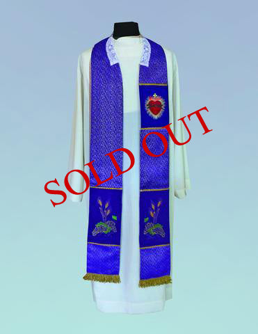 Overlay Stoles #11-103S (Sold out)
