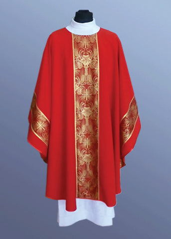 Lightweight Contemporary Chasuble #11-731 (Available in 6 Colors) - NEW!