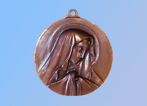Plaque of Our lady of Seven Sorrows - #291