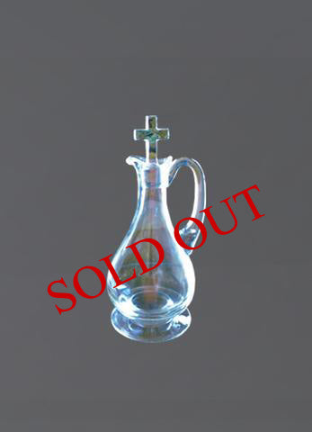 Glass Cruet #541 (single)