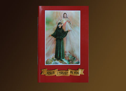 The Divine Mercy Devotion Booklet #806