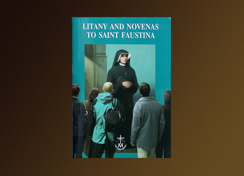 The Divine Mercy Booklet of the Novenas of St. Faustina #831