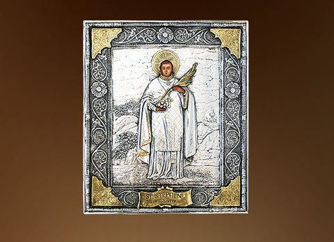 St. Stephen Religious Icon #965