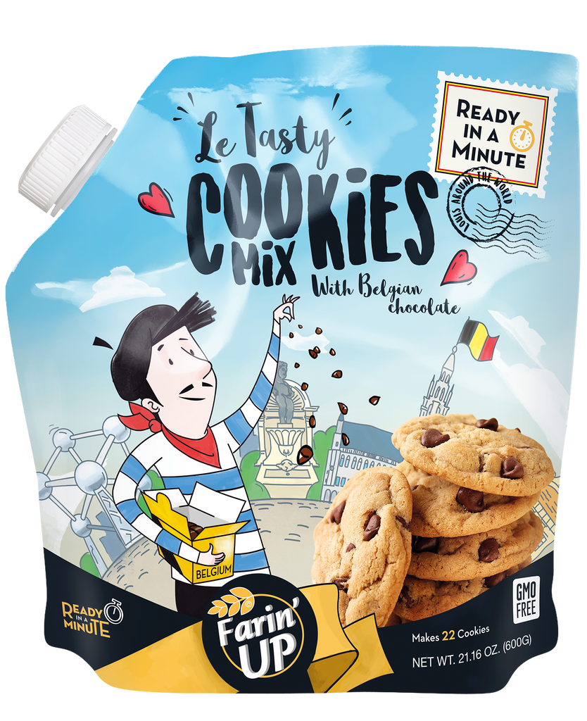Le Tasty Cookies Mix