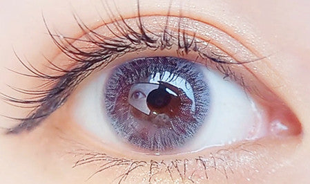 COSPLAY Purple Contact Lens (TWO PIECE)     YC21442