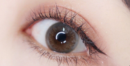 Gray contact lens   (TWO PIECE)   YC21323